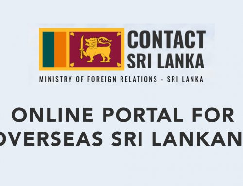 Over 17,000 Overseas Sri Lankans register on 'Contact Sri Lanka'