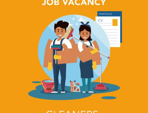 Vacancies for Cleaners