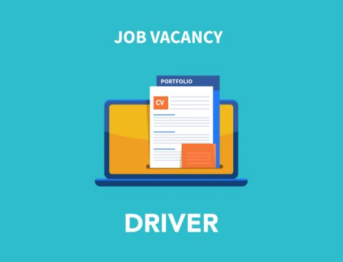 Vacancy for a Driver