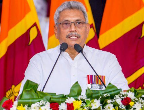 President invites investors world over to join on the transformational journey of Sri Lanka & the region